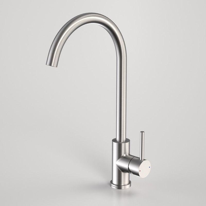 Titan Stainless Steel Kitchen Sink Mixer Http://www.caroma.com.