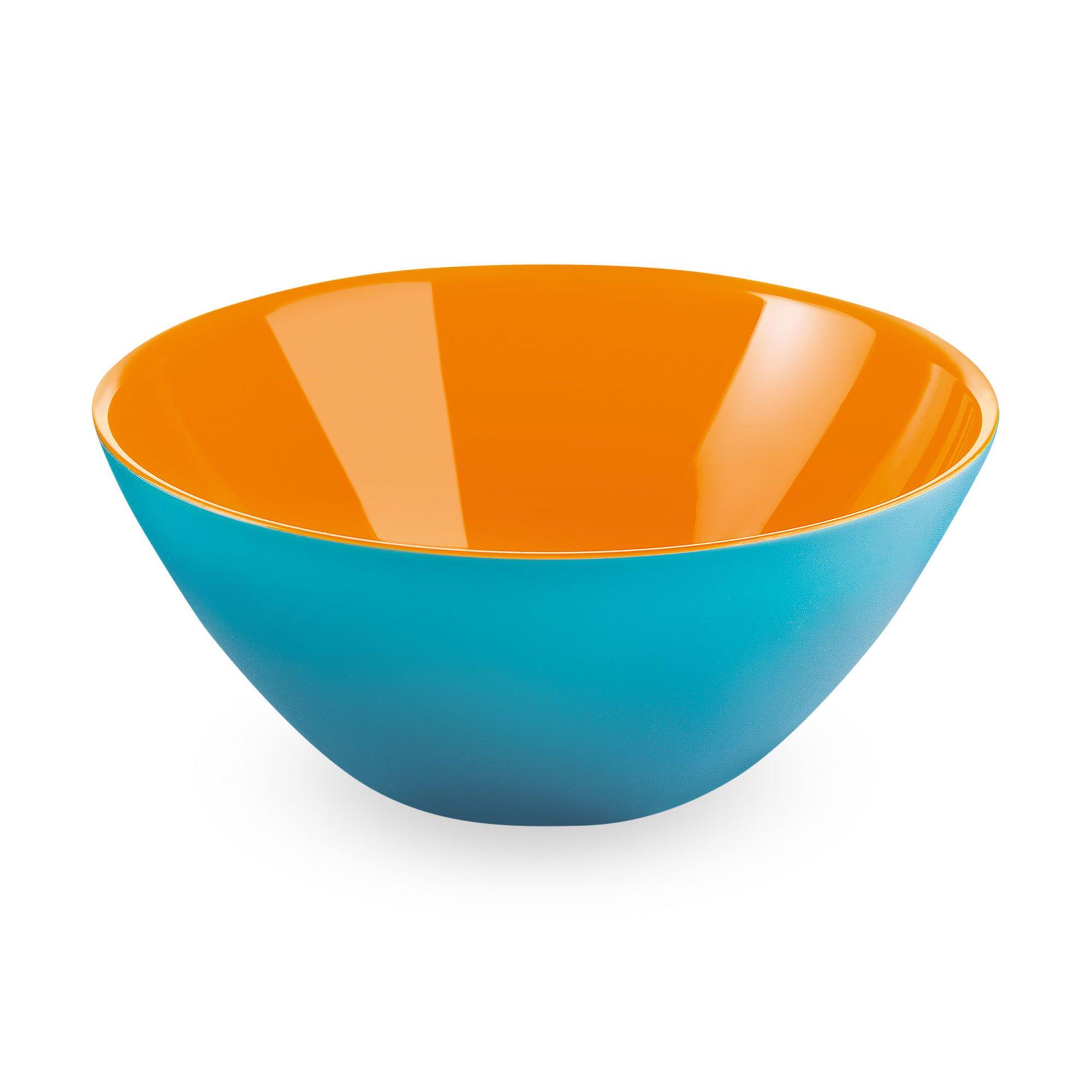 My Fusion Bowls In Color Coral Sea Blue
