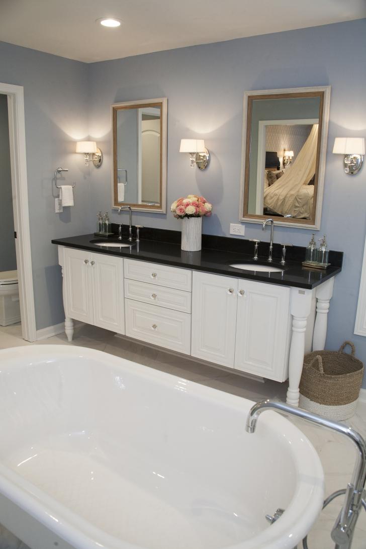 Savoy House Murren 1light Bath Vanity In Polished Nickel