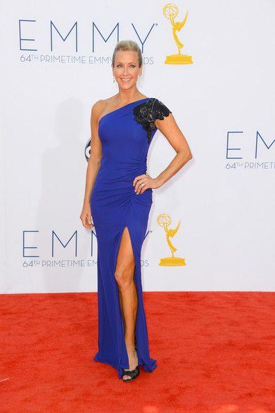 Lara Spencer - 64th Annual Primetime Emmy Awards