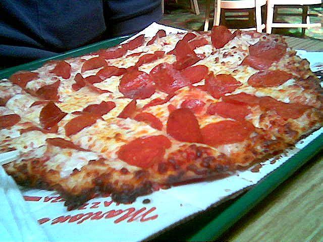 Marion S Pizza Dayton Ohio Ohio Is For Lovers University Of Dayton