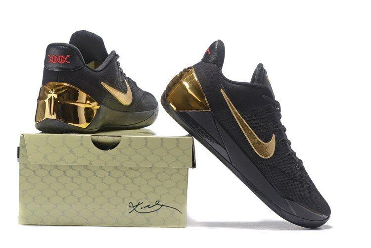 Nike Air Zoom KOBE A.D EP Black Gold · Kobe ShoesDiscount ...