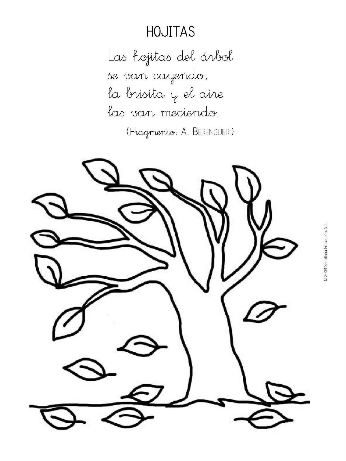 77ee8aa11fafbf17e22347ca820227d0 Jpg 1199 1600 Poemas De Otono Letras De Canciones Infantiles Poesia Otono