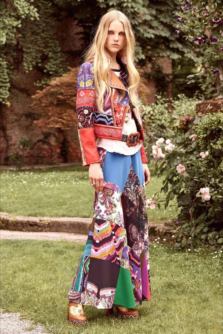 Festliche mode 70er