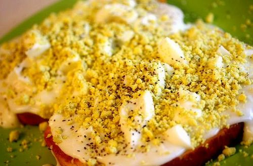 traditional christmas breakfast eggs golden rod try it youll like it