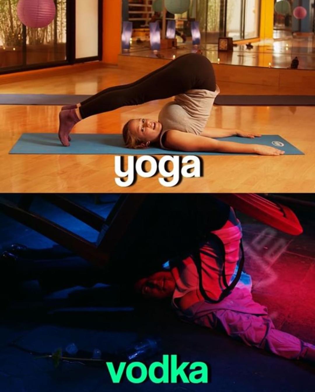 What S Sexier Than Yoga Pants A Yoga Bodysuit Nochill Z Summer 18