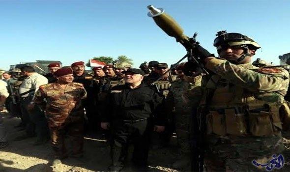 حيدر العبادي يعلن أن القوات العراقية تقاتل…: أكد المسؤول العسكري الأميركي قائد القوات البرية التابعة للتحالف في المعركة ضد مقاتلي تنظيم…