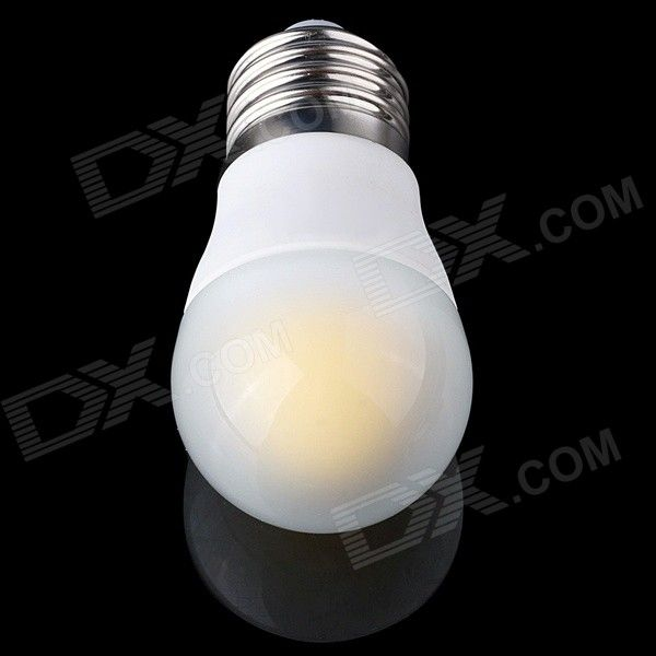 AOLUGUYA E27 6W 420lm 4000K LED White Light Bulb w/ Quantum Dots & Remote Phosphor Tech (100-240V)