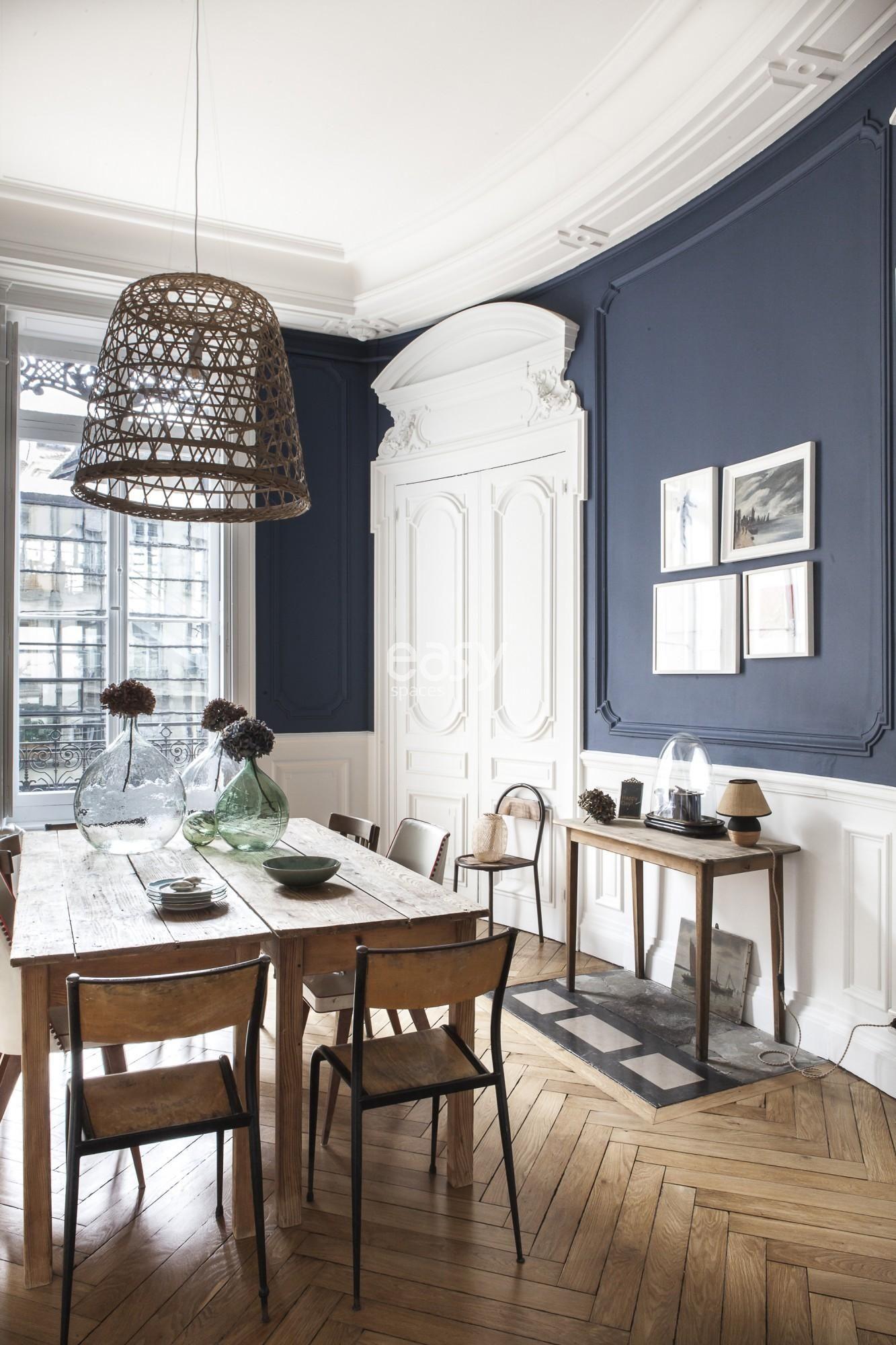 Achat Espace Atypique Lyon bel appartement de style haussmanien avec parquet et