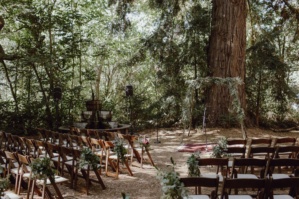 12 Redwood Wedding Venues In The Bay Area