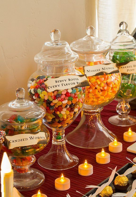 Harry-Potter-Party-Ideen #partyideen