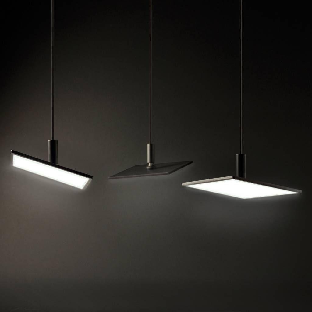 Adjust Solo S Oled Pendant Lamp By Bernd Unrecht Lights 1 Oled Panel With Total Flux Of 150lm Adjustable Lighting Lamp Interior Lighting