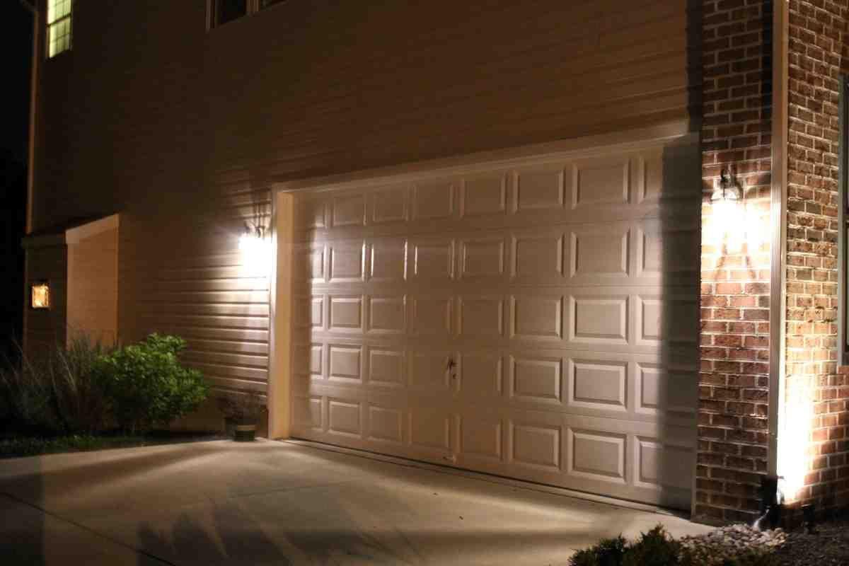 Outdoor Garage Light Fixtures Garage Lighting Outdoor Light