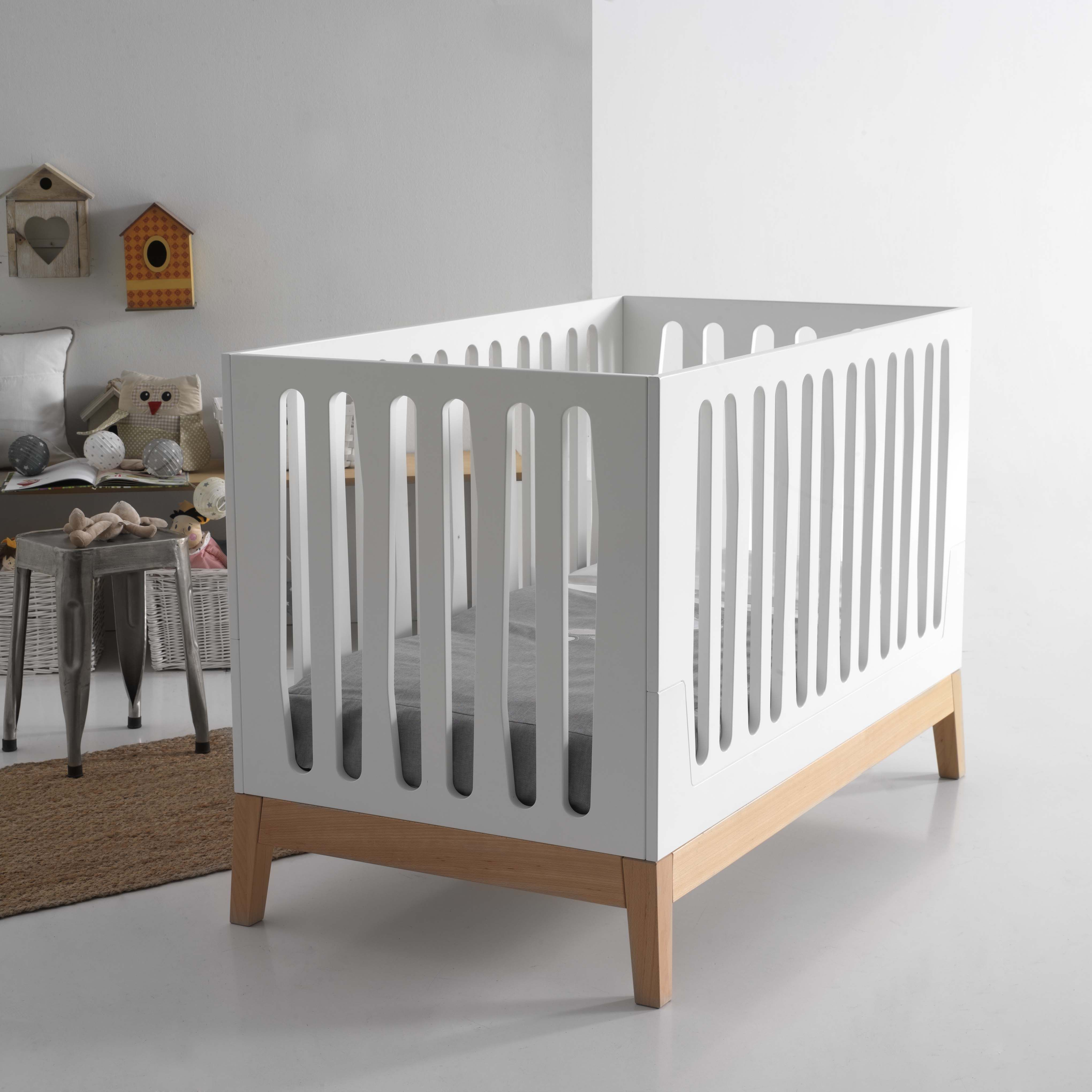 Nubol convertible baby crib made in spain now for sale in the us with free
