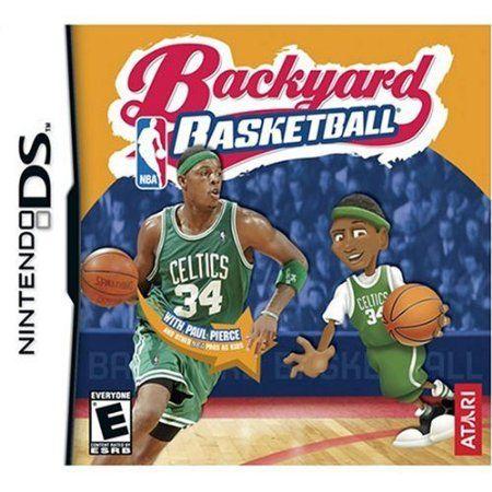 Backyard Basketball by Humongous #videogames #gamer #xbox ...