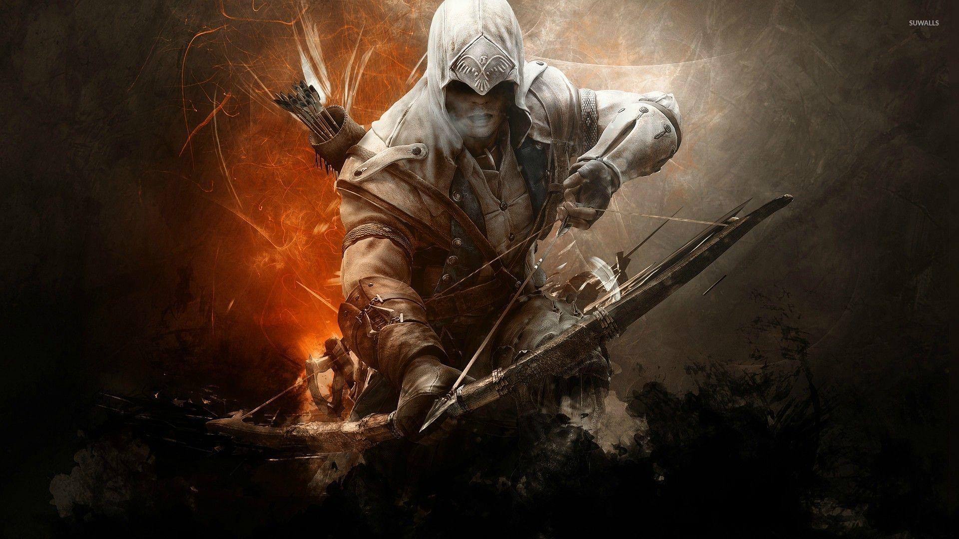 Assassin S Creed Iii Wallpaper Hd X