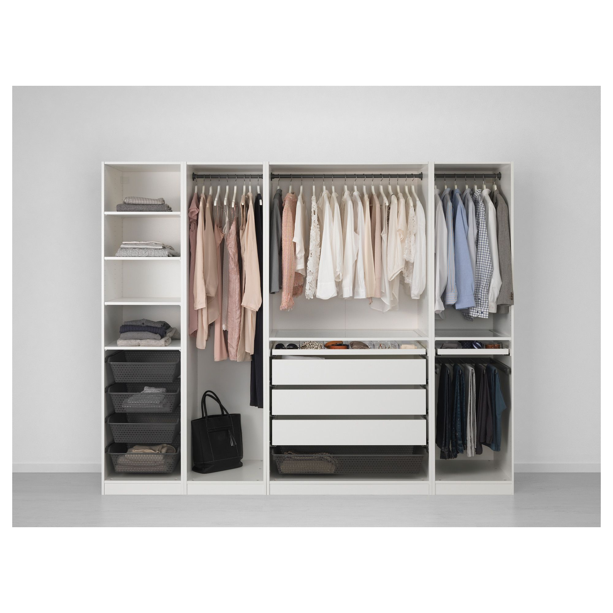 US Furniture and Home Furnishings Ikea wardrobe, Ikea