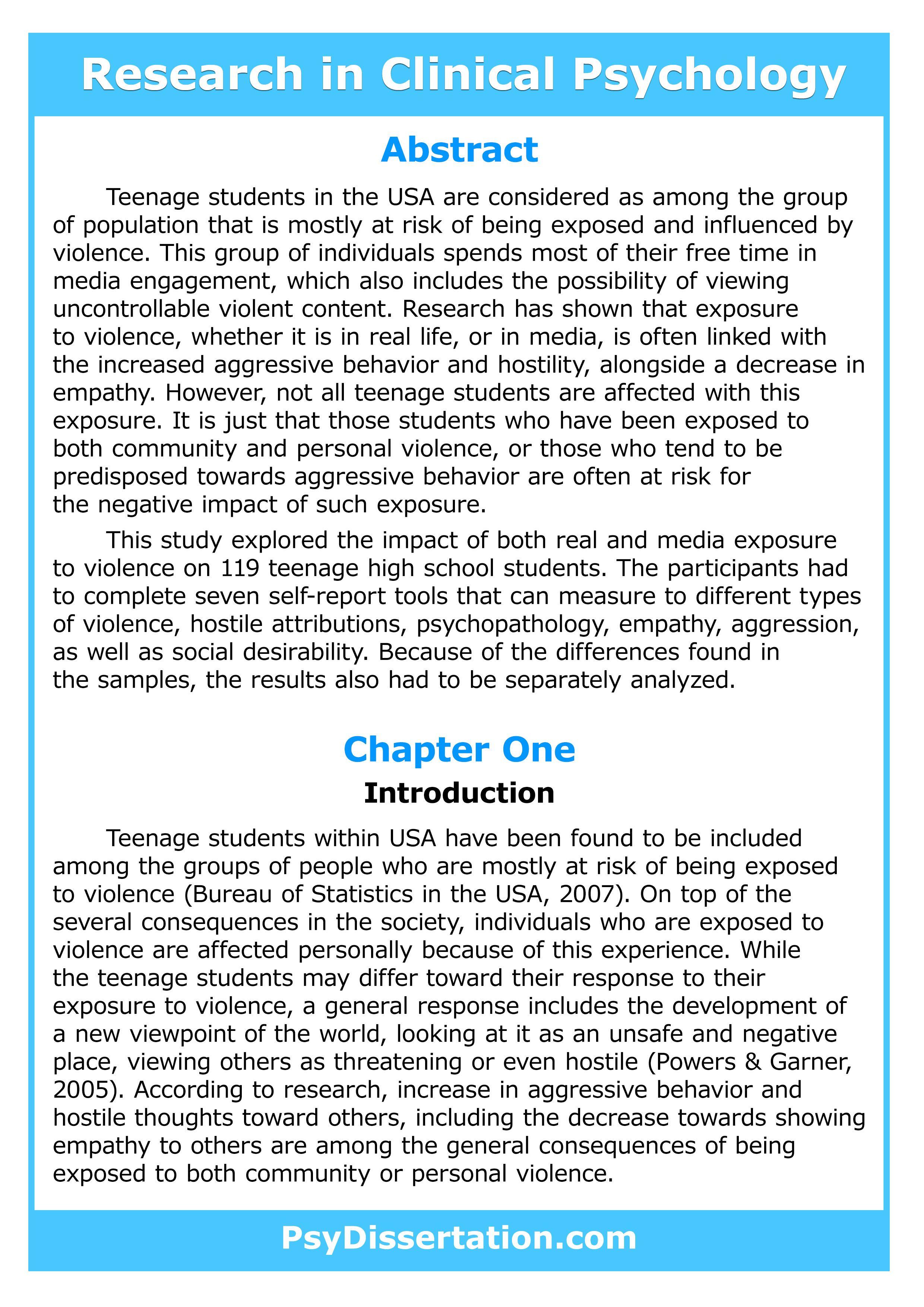 Dissertation grants psychology research
