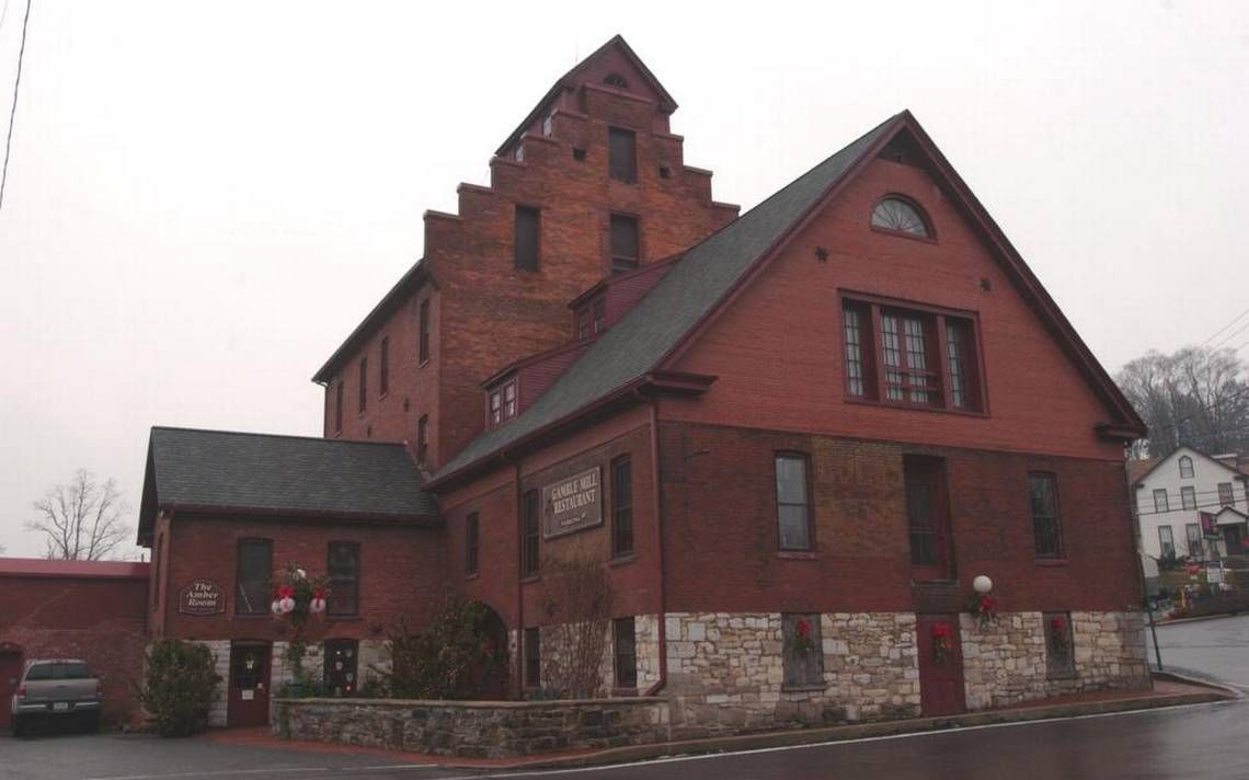 Historic Gamble Mill to be sold rather than go to a Sheriff's sale.