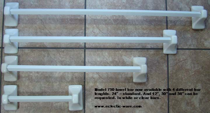 Ceramic Towel Bar Holders Creepingthyme Info