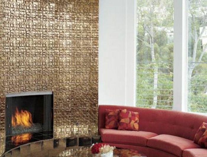 Le Canape D Angle Arrondi Comment Choisir La Meilleure Variante Pour Votre Salon Archzine Fr Shag Carpet Living Spaces Home Decor
