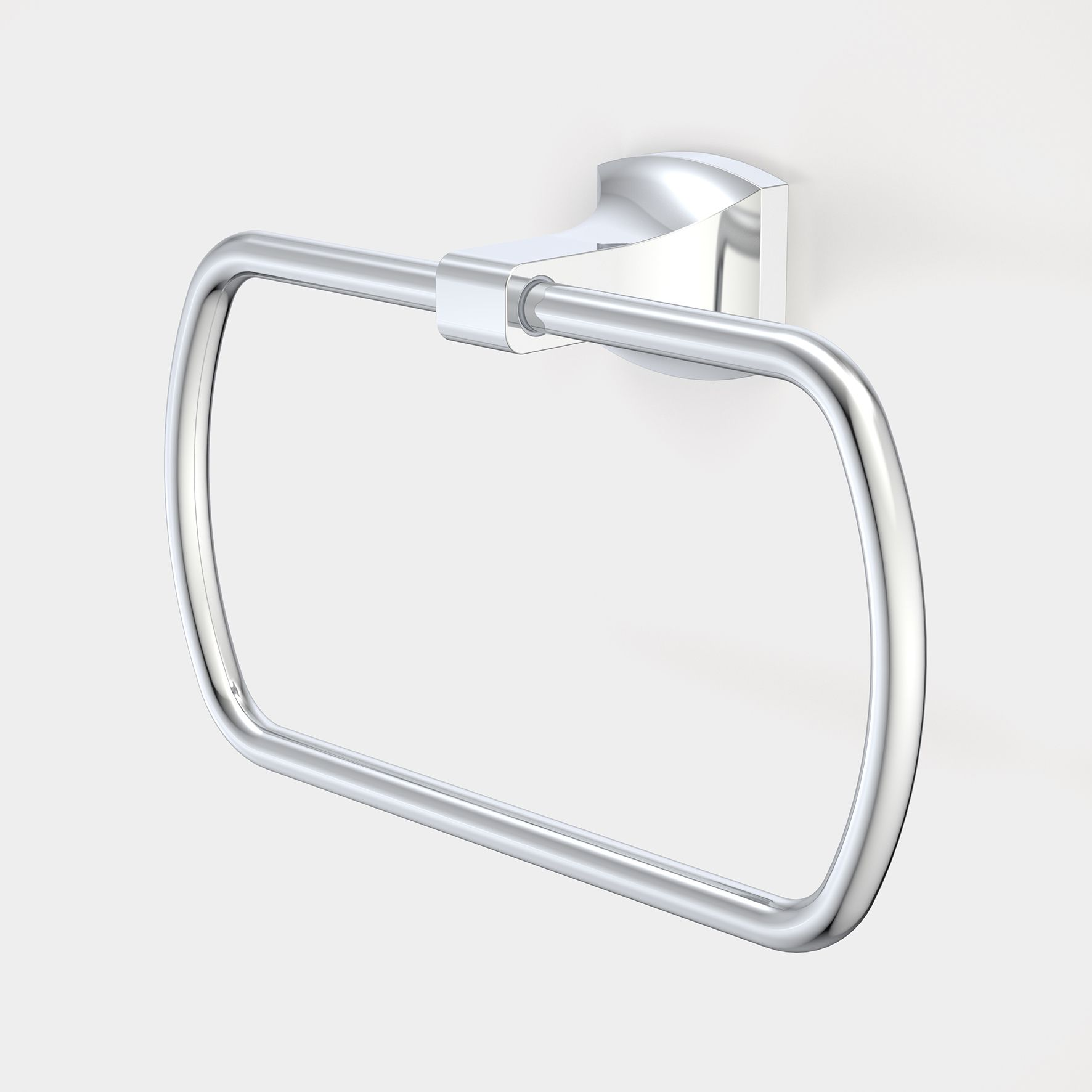 Caroma Bathroom Fittings - Caroma pillar towel ring http www caroma com au