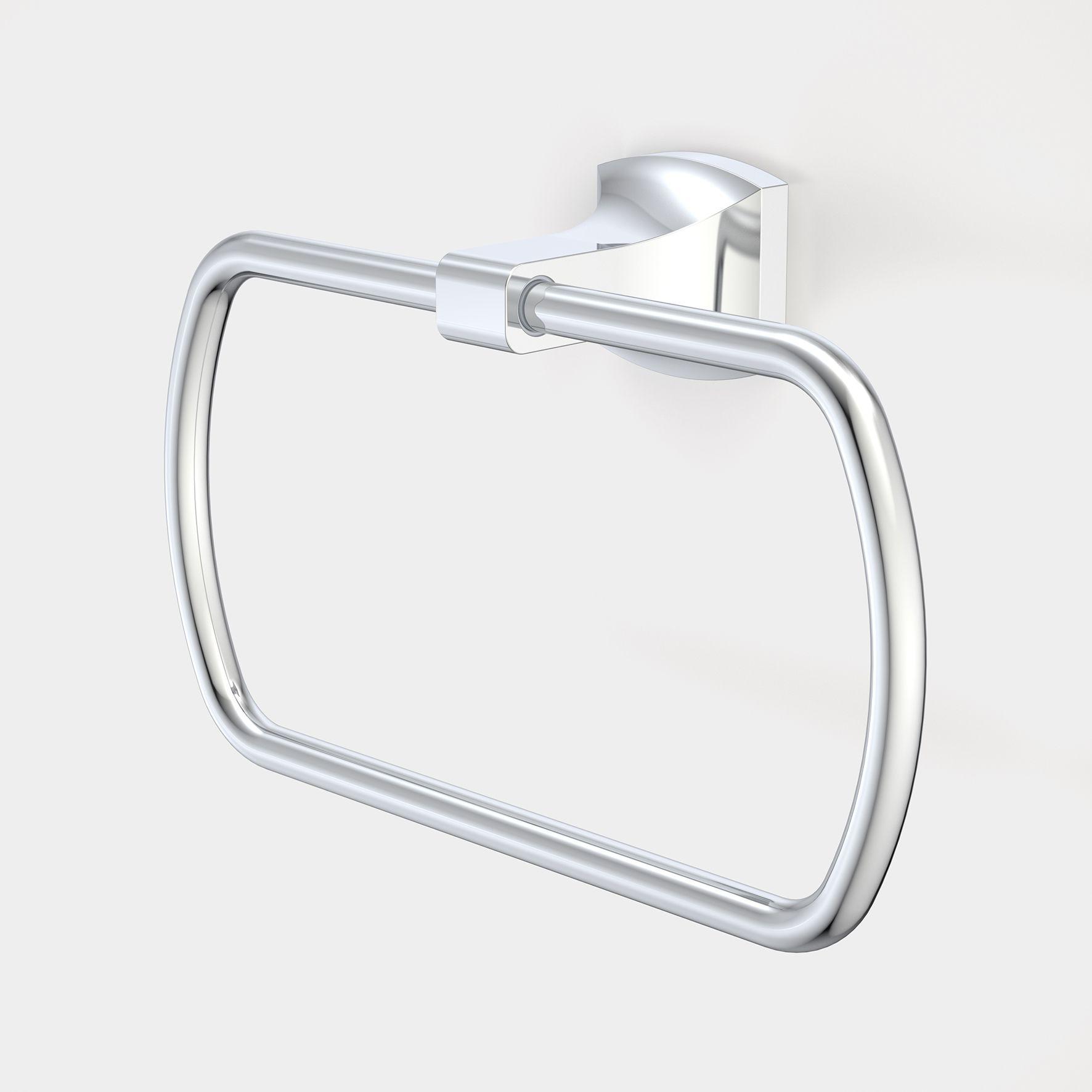 Caroma Pillar Towel Ring http://www.caroma.com.au/bathrooms/bathroom ...