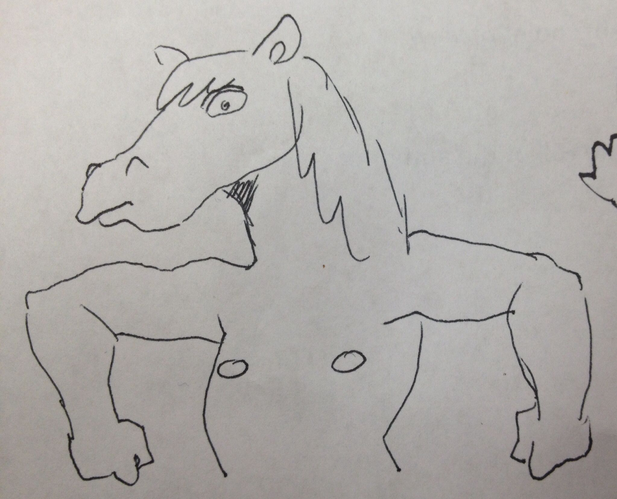Reverse Centaur.