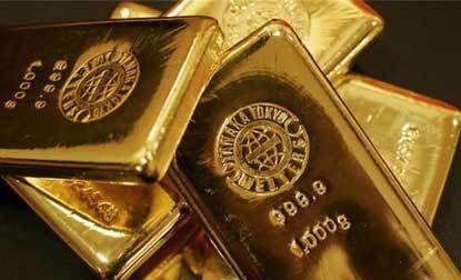 वैश्विक बाजारों में तेजी के रुख के बीच सटोरियों द्वारा नए सौदे करने से आज वायदा बाजार में सोने का भाव