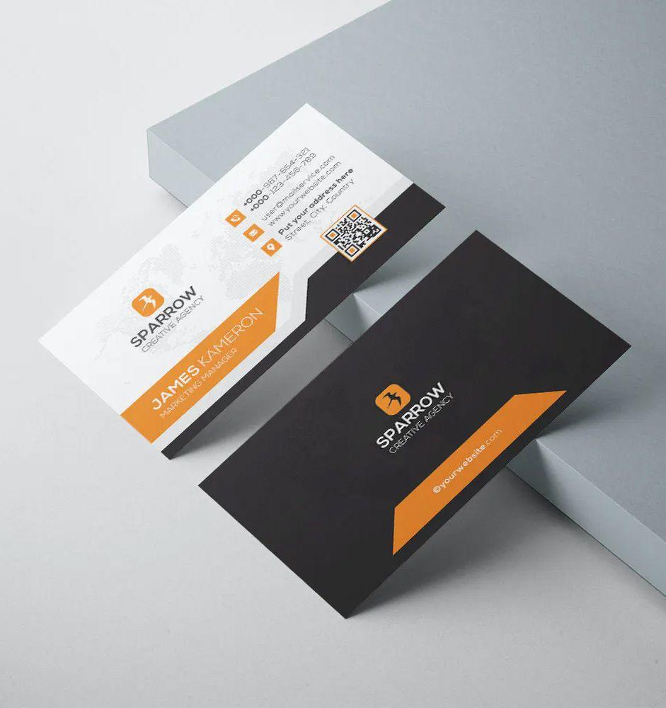 Corporate Business Card Design Corporate Business Card Design Business Card Template Design Business Card Design