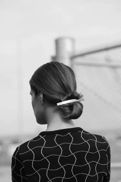 The Stories — Chapter 31 — Clip Art: Effortless Hairstyles That Shine — THE LINE
