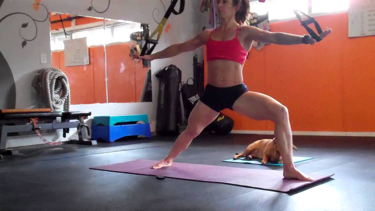 Pin By Allyson Chong On Health Suspension Training ॣ˃̶