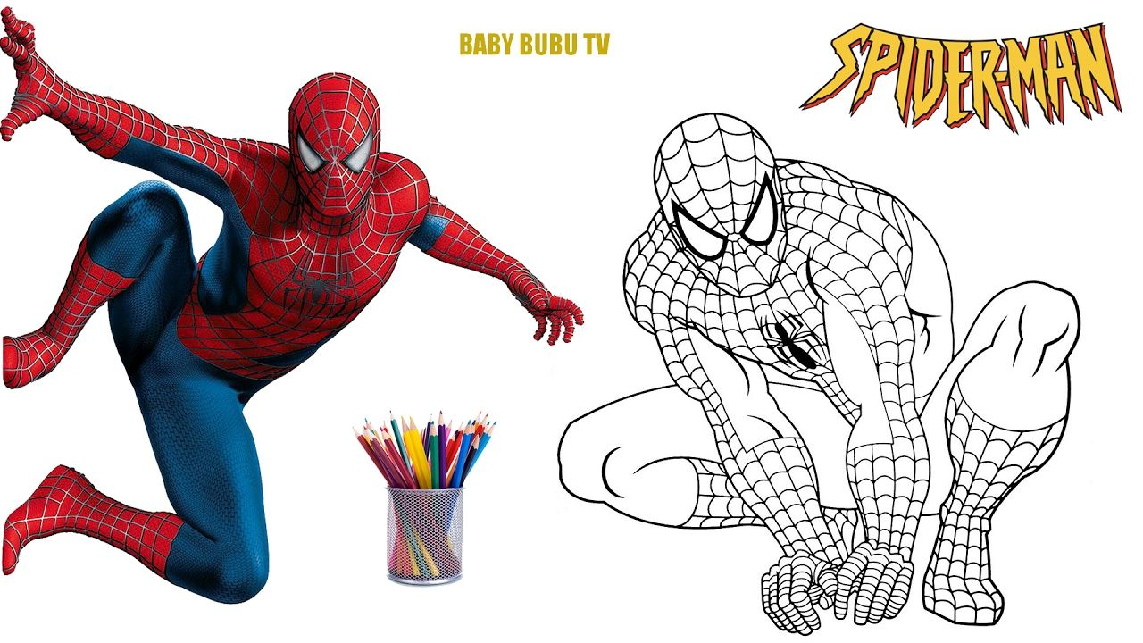 Spiderman Coloring Book Coloring Pages For Kids Spiderman Coloring Lego Coloring Pages Avengers Coloring Pages