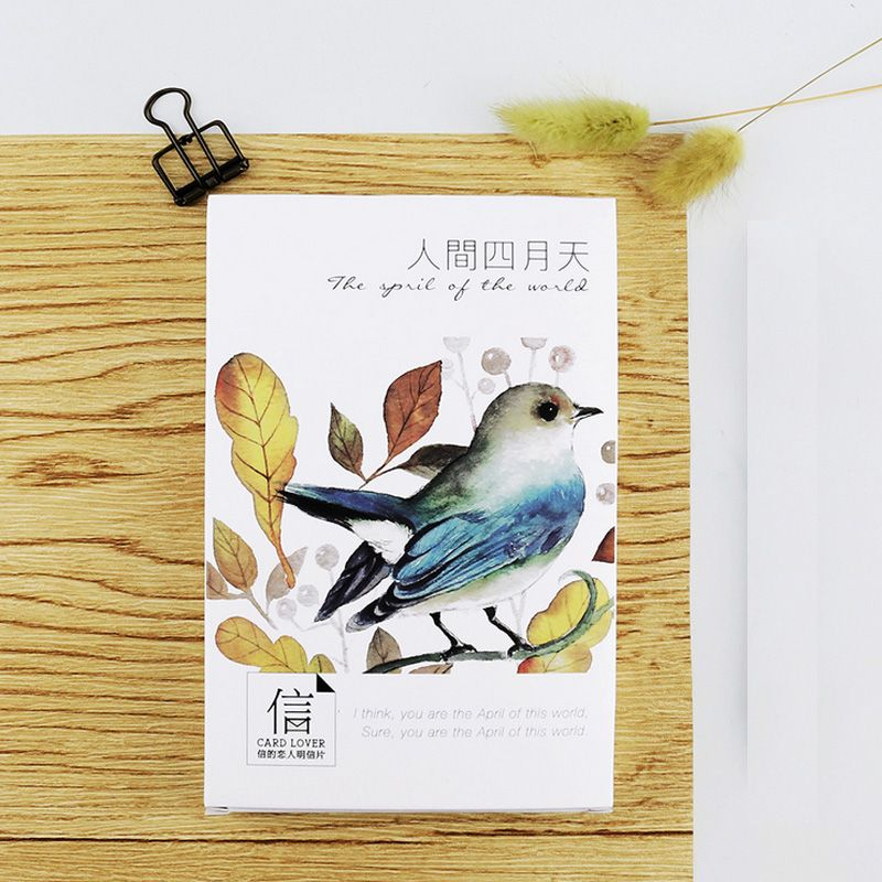 Cheap greeting cards, Buy Quality animal postcards directly from ...