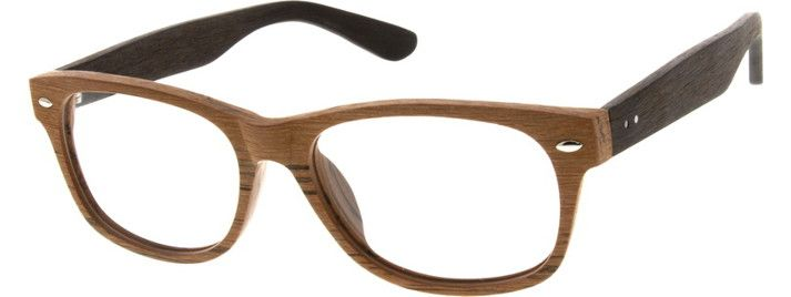 124240a1f2b  wooden looking frame  zenni  zennioptical  bamboo  glasses  eyeglasses