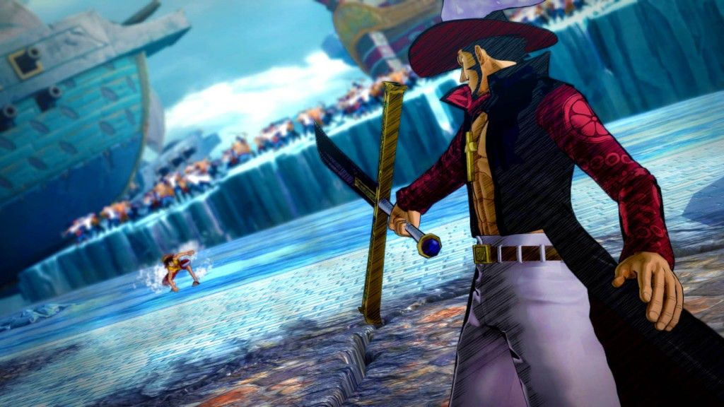 With One Piece: Burning Blood set to be released at the end of the month Bandai Namco has released a new trailer for the game showing off the multiple online multiplayer modes