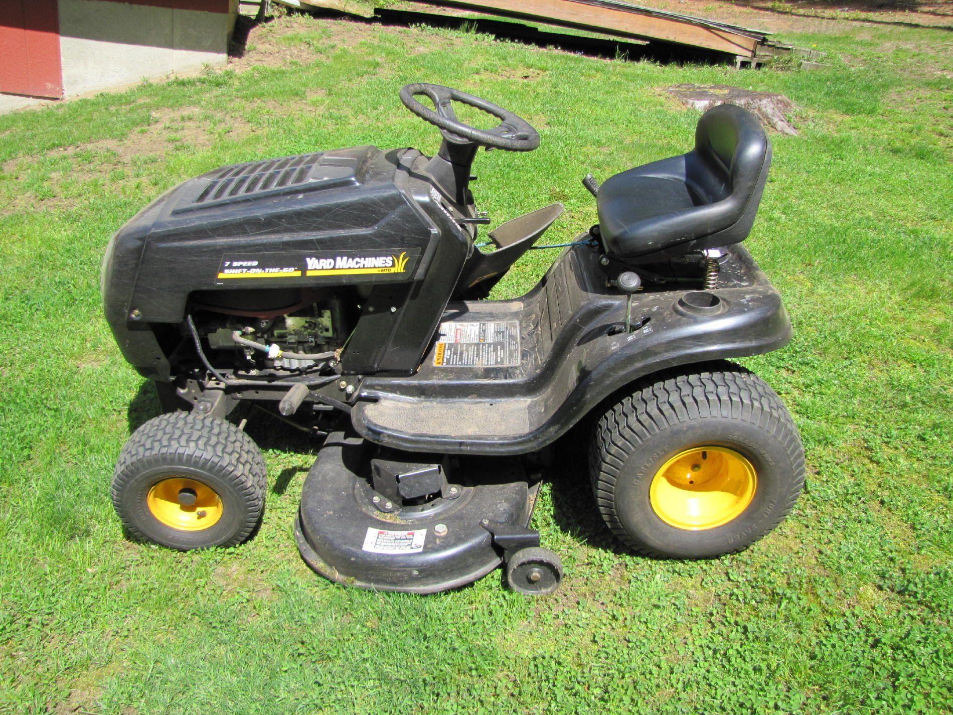 Lawn tractor head gasket repair update youtube - Explore Lawn Mower Craftsman And More