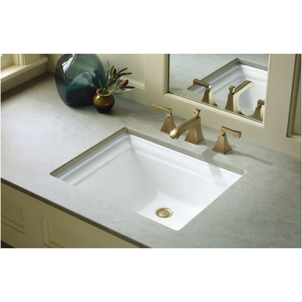 pin by erlangfahresi on popular woodworking plans undermount rh pinterest com kohler memoirs white undermount rectangular bathroom sink with overflow