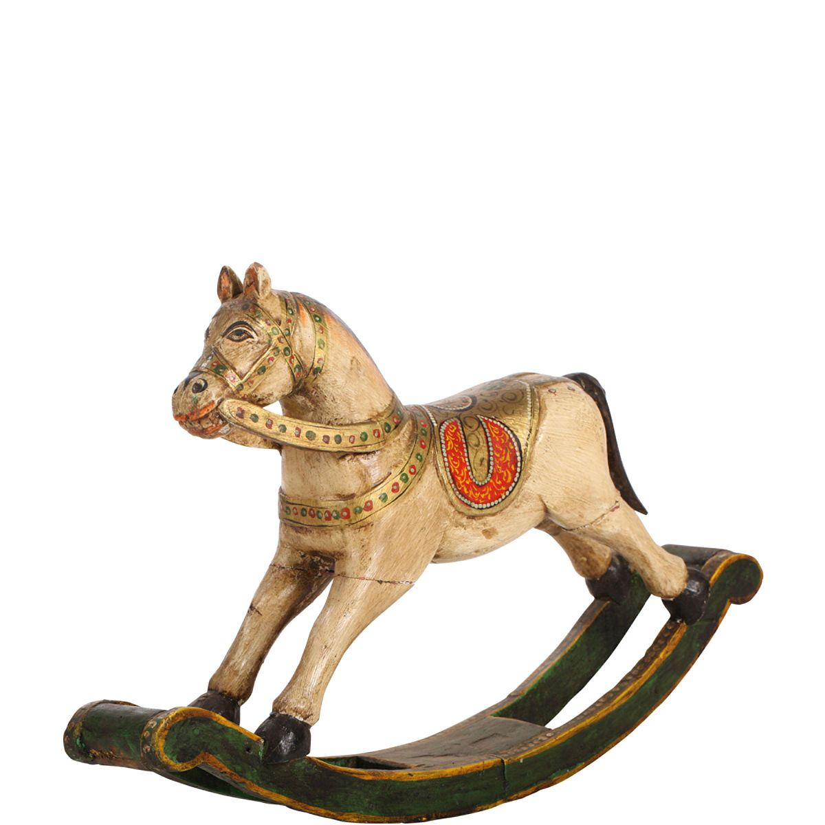 CHEVAL Decorative rocking horse 68 x 14 x 45 - Butlers England