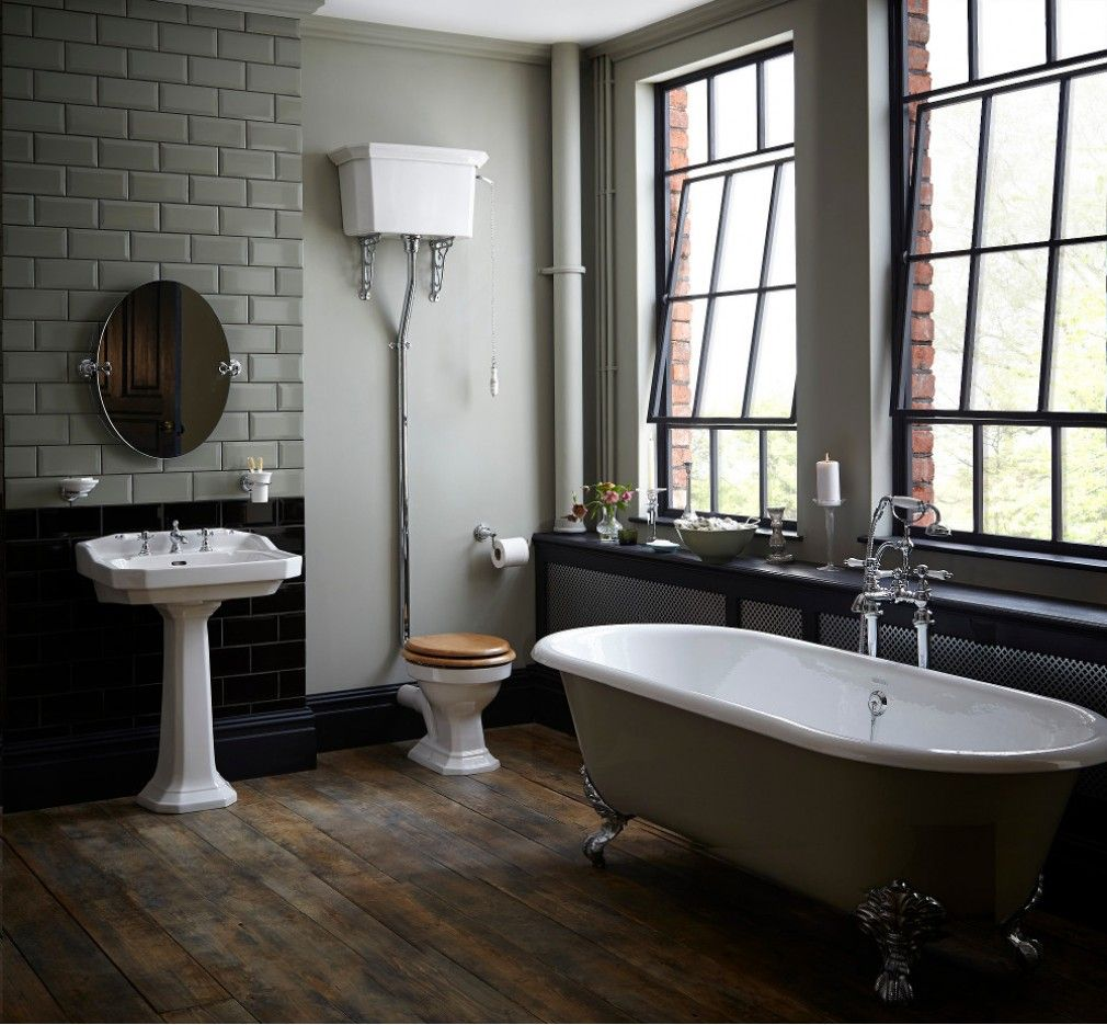 Tecaz bathroom suites - Add A Touch Of 1920s Elegance To Your Bathroom A Truly Versatile Collection Granley