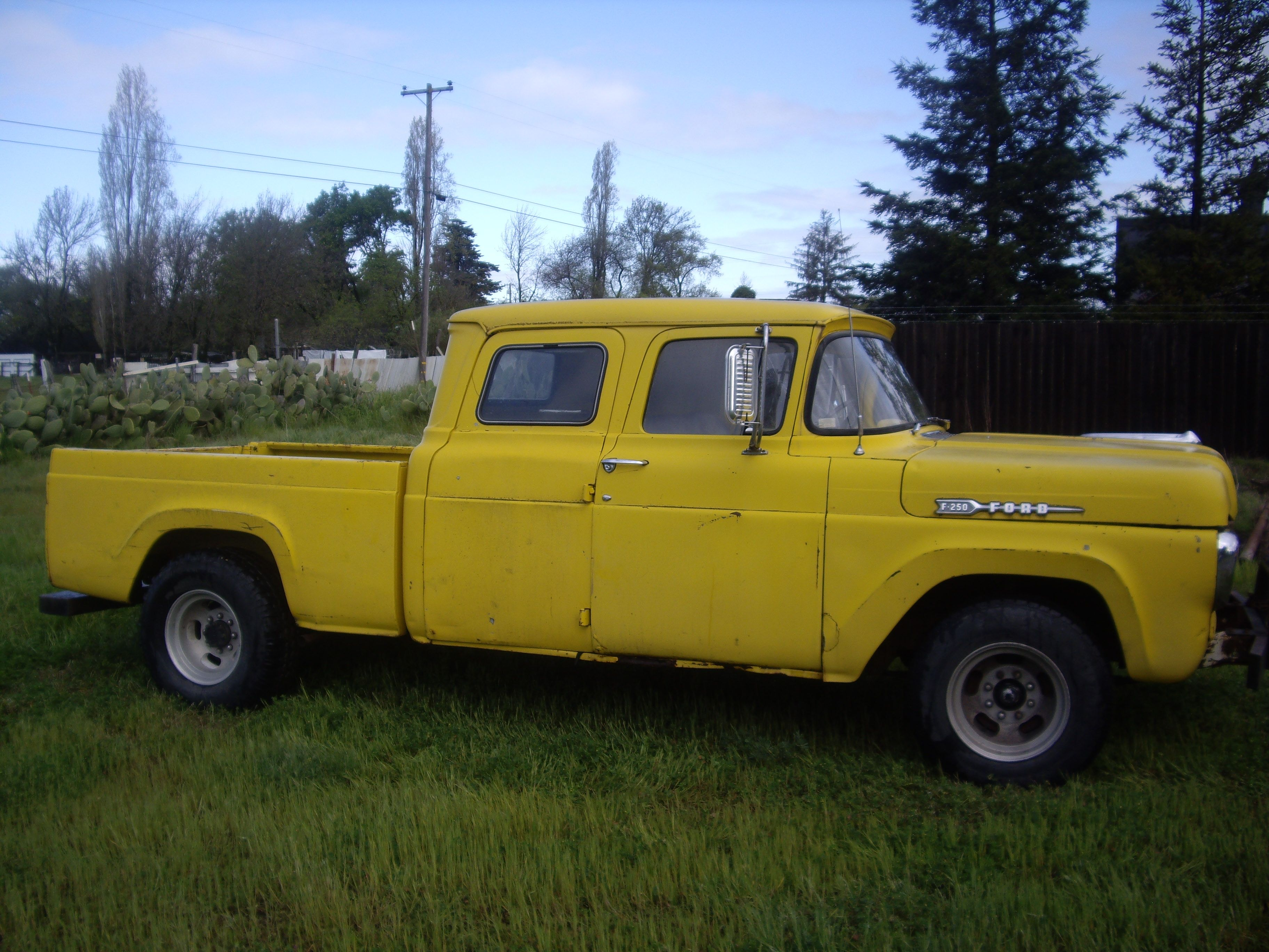 1960 s ford crew cab