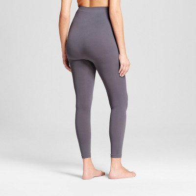 d4c4222e91e39 Maternity Seamless Belly Leggings - Isabel Maternity by Ingrid & Isabel  Gray M/L, Women's