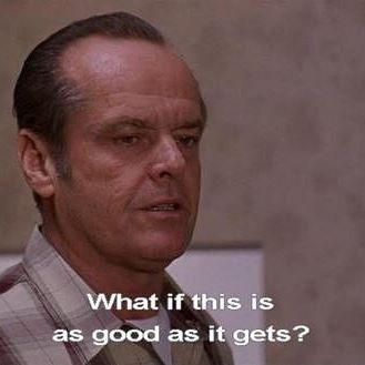 Top 100 movie quotes photos #jacknicholson, #asgoodasitgets, #melvinudall, #moviequotes See more http://wumann.com/top-100-movie-quotes-photos/