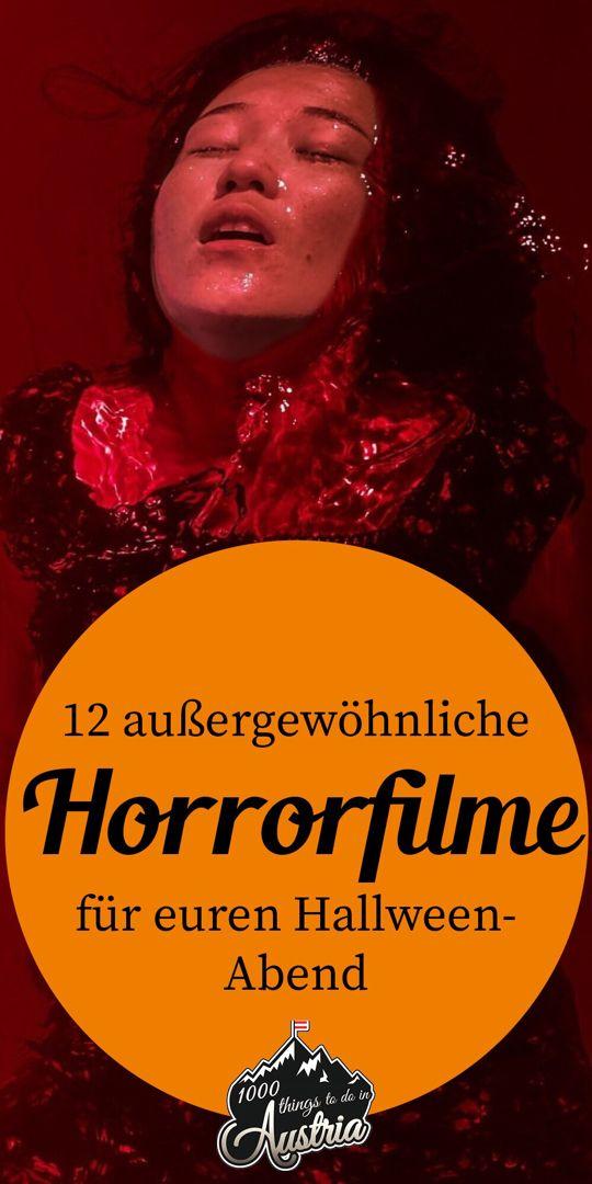 Horrorfilme Für Halloween