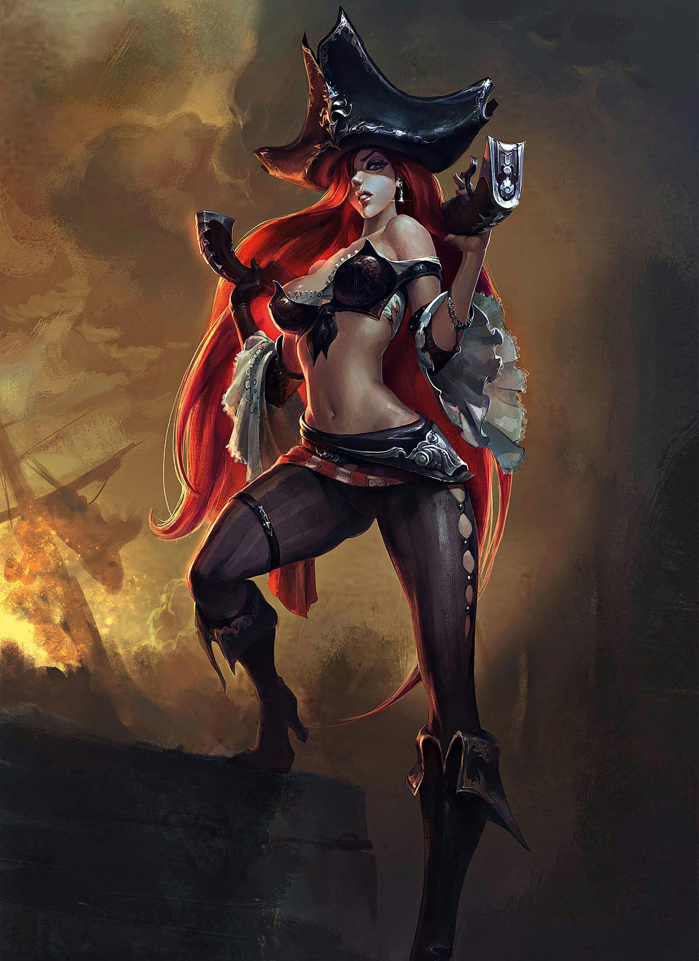 Lol Miss Fortune Hd Wallpaper Liga Dos Lendarios Lol League Of Legends Personagens Do League Of Legends
