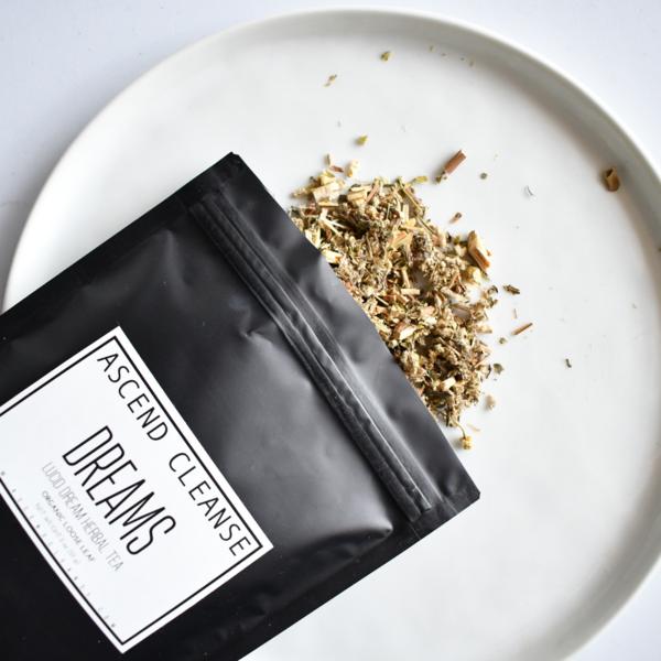 Lucid Dreams Herbal Tea Calming tea, Herbal tea, Sleep tea