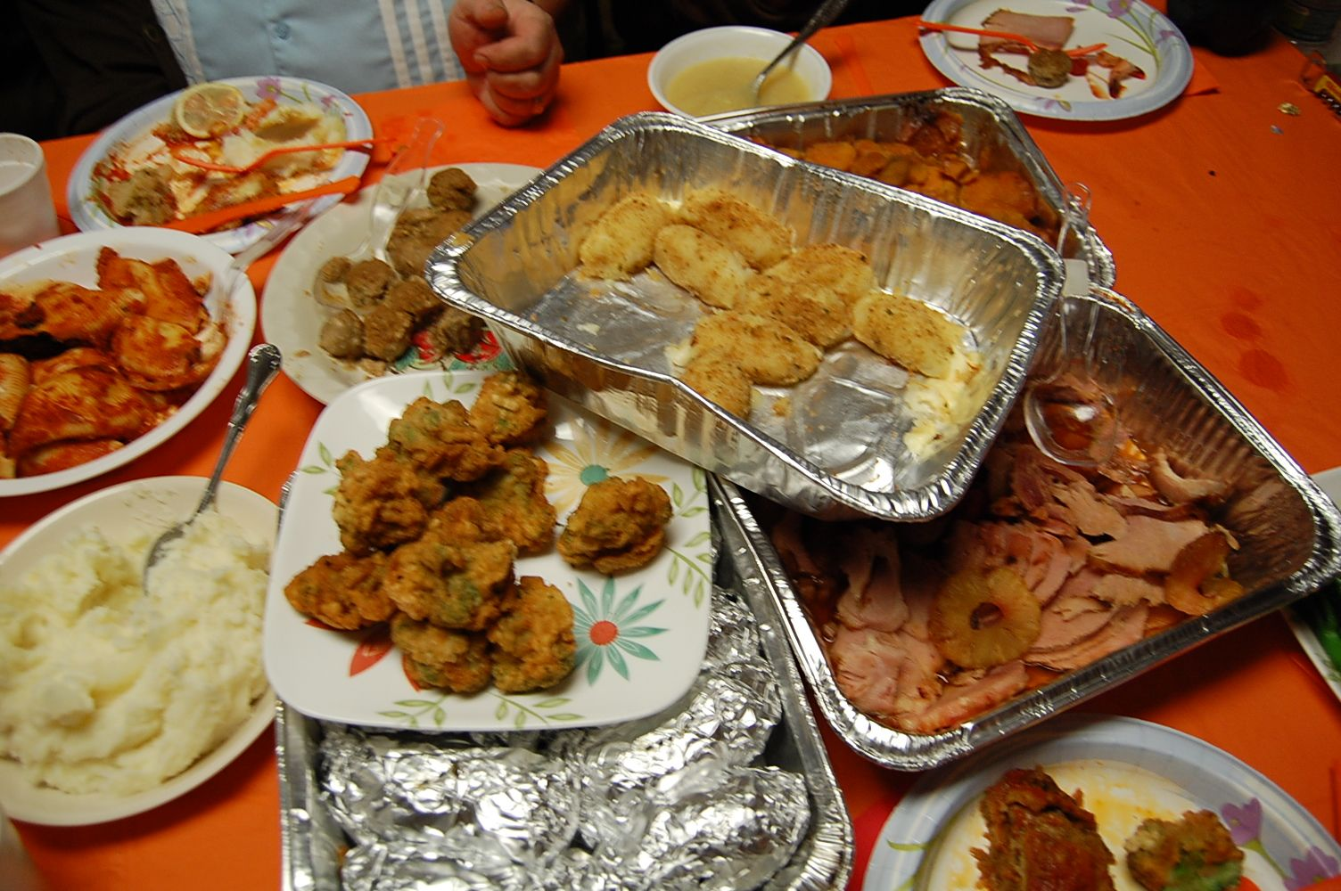 How to Make a Traditional Puerto Rican Thanksgiving Day