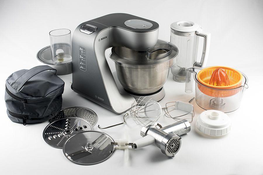 Un robot da cucina molto versatile ed efficiente