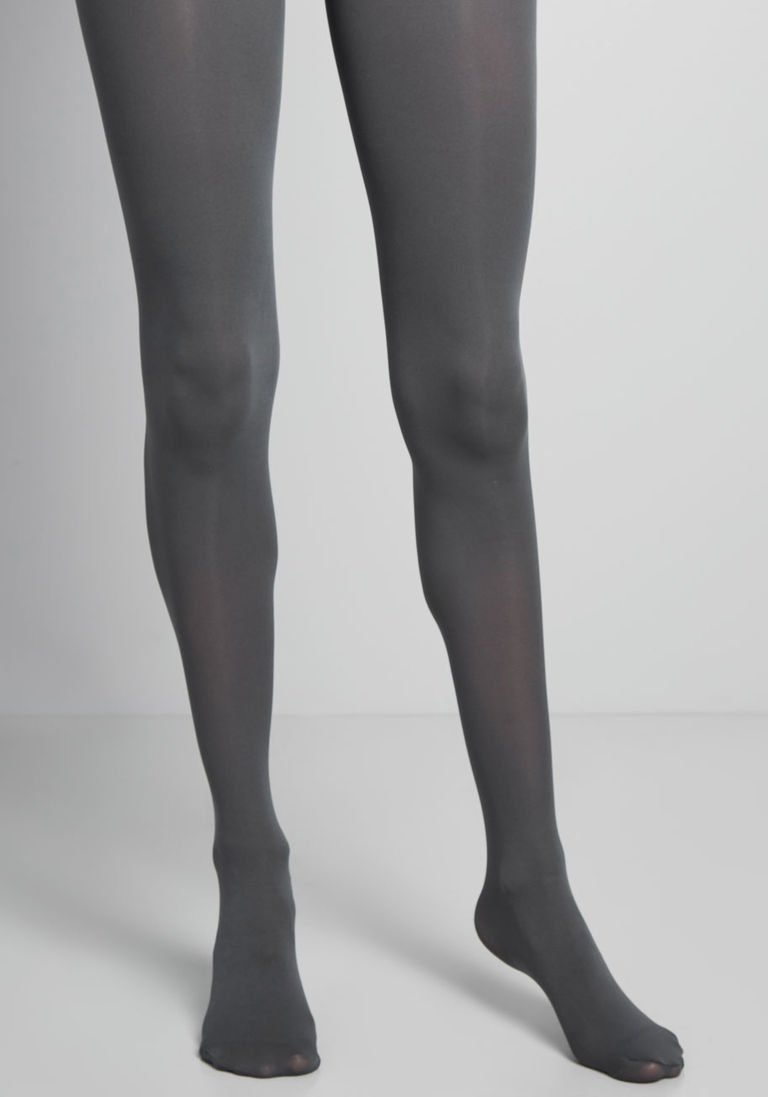 9a8a35a3423 Layer It On Tights in Graphite in M
