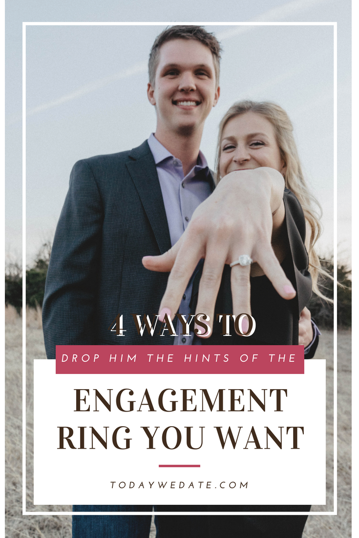 engaged without dating